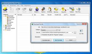 دانلود نرم افزار Internet Download Manager دانلود آی دی ام