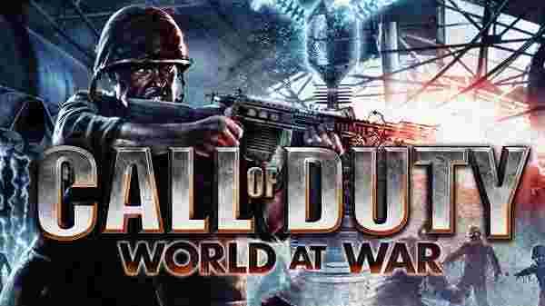 دانلود بازی کالاف دیوتی 5 - Call of Duty 5:World At War برای PC