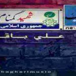 دانلود آهنگ جدید علی باقری به نام شهید گمنام