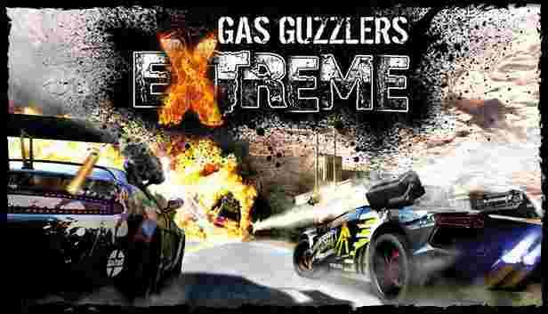 دانلود بازی سرعت بی نهایت Gas Guzzlers Extreme - ماشین جنگی چندنفره