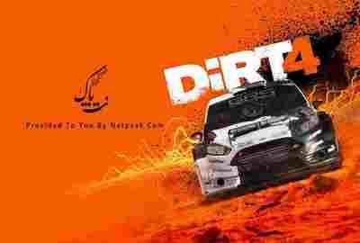 دانلود بازی DiRT 4 مسابقات رالی 2017 برای + کرک انلاین درت 4