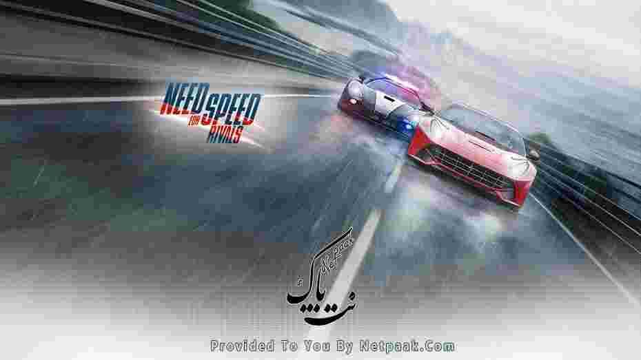 دانلود بازی نید فور اسپید ریوالز : رقبا Need for Speed: Rivals + پچ و اپدیت