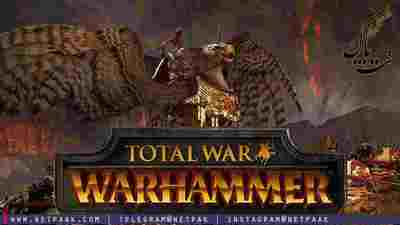 دانلود بازی 2017 Total War: WARHAMMER - استراتژیک توتال وارهمر dlc