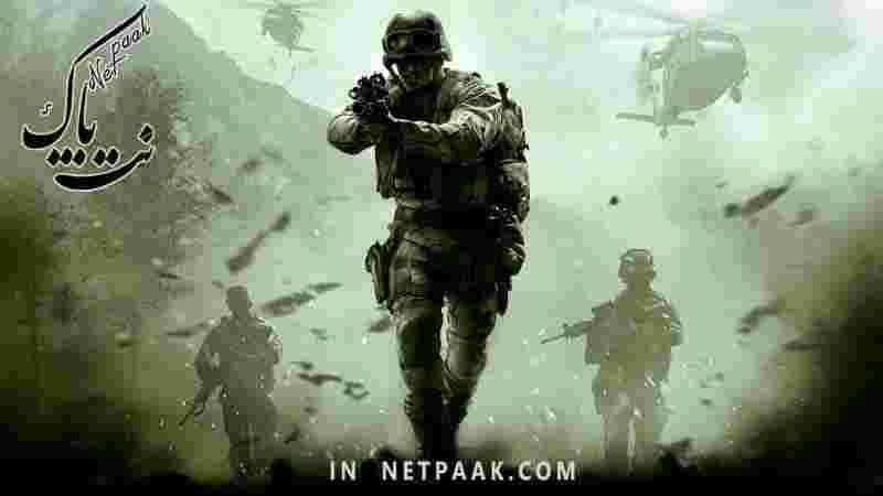 دانلود بازی کالاف دیوتی ۴ – ۲۰۱۶ Call Of Duty 4 Modern Warfare + دو نسخه