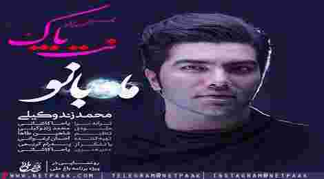 دانلود اهنگ ماه بانو از محمد زند وکیلی - دانلود اهنگ