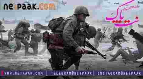 دانلود تریلر جدید گیم پلی بازی Call of Duty: WWII