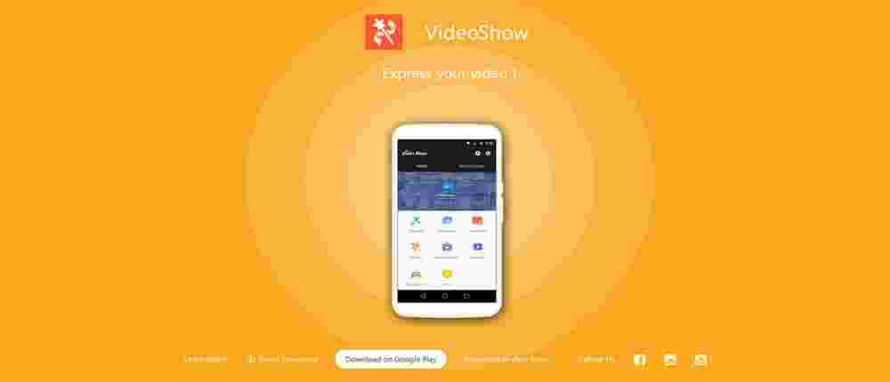 VideoShow Pro - Video Editor - VideoMaker – ادیتور ویوا ویدئو اندروید + حرفه ای و قدرتمند