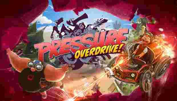 دانلود بازی ماشین قدرتی Pressure Overdrive - بازی کم حجم برای کامپیوتر