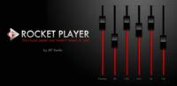 Rocket Music Player Premium – موزیک پلیر اندروید + زیبا و قدرتمند
