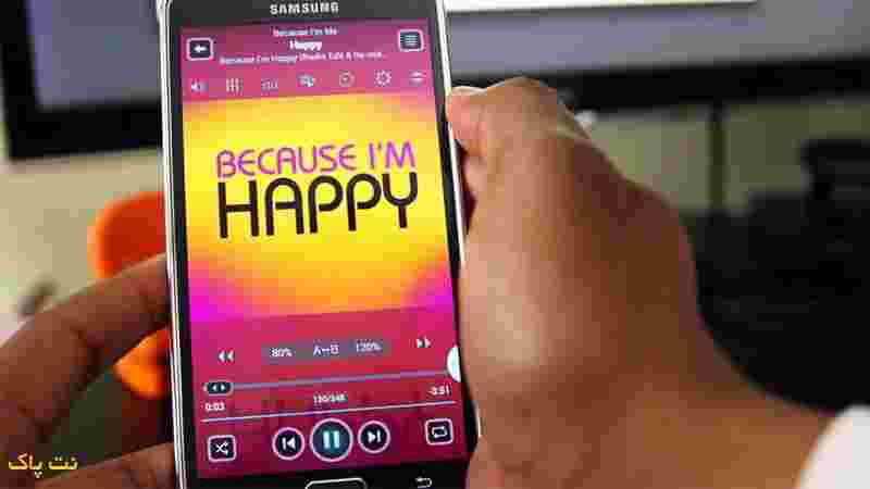 جت آدیو jetAudio + apk +free