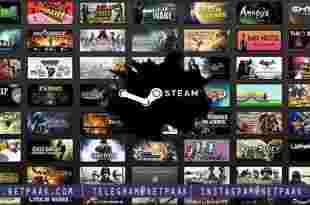 اخرین ورژن Steam - دانلود Steam 2017 - نسخه سالم و نهایی استیم