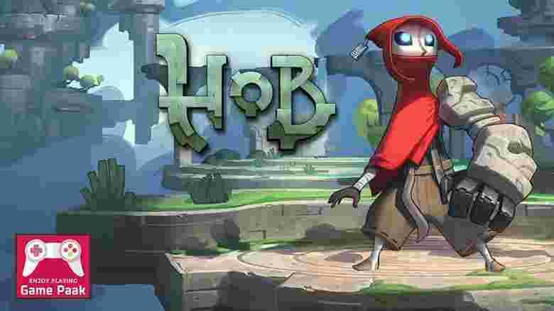 دانلود بازی اکشن و ماجراجویی 2017 Hob برای PC - نسخه FitGirl و CODEX