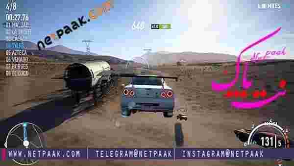 دانلود تریلر گیم پلی مسابقه Need for Speed Payback