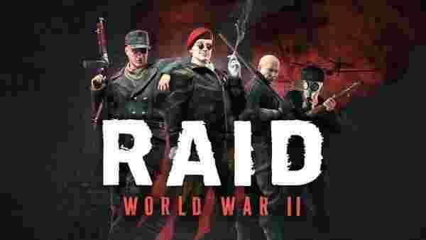 دانلود بازی RAID World War II برای PC - اکشن جنگ جهانی