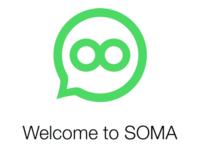 SOMA Messenger - سوما مسنجر - سریعترین مسنجر جهان + اندروید + کامپیوتر