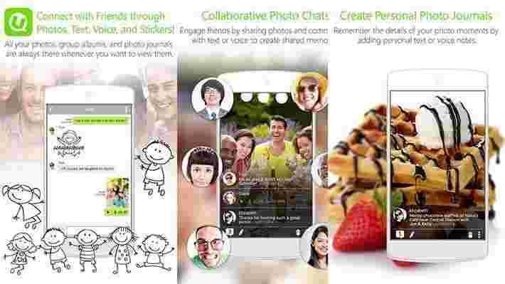 U Messenger App Images
