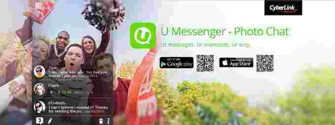 U Messenger - Photo Chat - دانلود برنامه یو مسنجر اندروید + اشتراک تصاویر