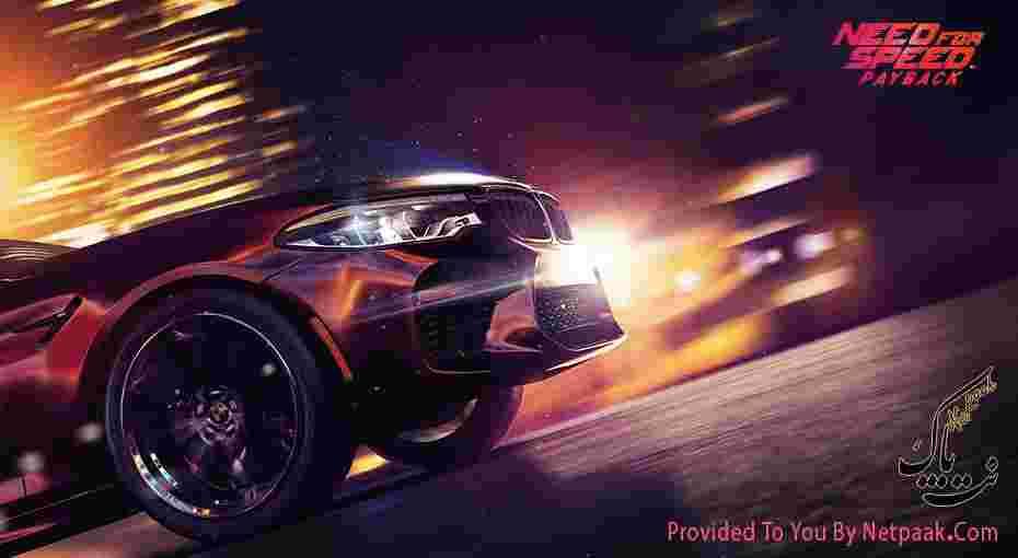 دانلود بازی Need for Speed Payback - نید فور اسپید پی بک برای PC