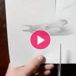ویدئو کلیپ  نقاشی سه بعدی؛...