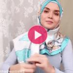 ویدئو کلیپ مدل شال و روسری