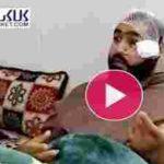 شرح حادثه حمله اوباش به طلبه تهرانی از زبان خودش