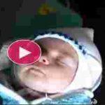 ویدیو کلیپ ماجرای عجیب تولد نوزاد بدون دست در لرستان