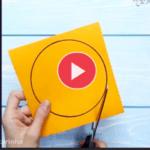ویدئو کلیپ دو کاردستی مقوا...