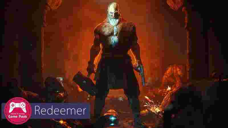 دانلود بازی اکشن Redeemer 2017 - نسخه Reloaded / Fitgirl