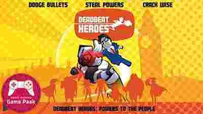دانلود بازی Deadbeat Heroes برای PC - قهرمانان ددبیت