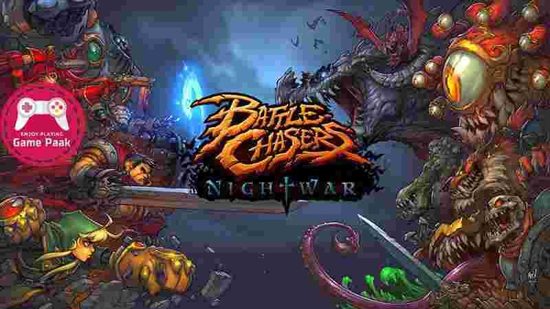 دانلود بازی Battle Chasers Nightwar + نسخه CODEX + تریلر
