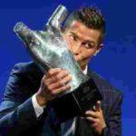 رونالدو بهترین بازیکن سال 2017 - ویدیو کلیپ – نت پاک