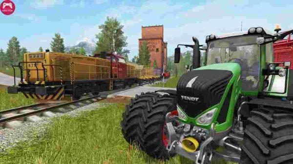 بازی شبیه ساز کشاورزی با لینک مستقیم
