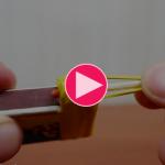 ویدئو کلیپ ۳ کاردستی ساده ...