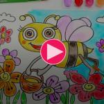 ویدئو کلیپ آموزش نقاشی کود...
