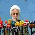 ویدئو کلیپ پاسخ محسنی اژه ای به اظهارات جنجالی اخیر احمدی نژاد