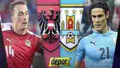 ویدیو کلیپ خلاصه بازی اتریش 2 - اروگوئه 1 ( گلزنی کاوانی )