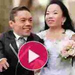 ویدیو کلیپ مراسم عروسی کوتاه قدترین زوج دنیا - با این حال خدا رو شکر می کنن