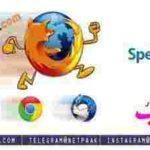 نرم افزار افزایش سرعت مرورگرها - دانلود آخرین ورژن SpeedyFox - نرم افزار SpeedyFox برنامه SpeedyFox - نرم افزار افزایش سرعت موزیلا فایرفاکس و گوگل کروم