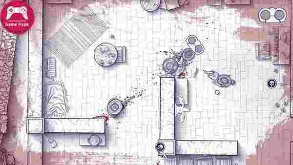 دانلود بازی اکشن مخفی کاری - دانلود بازی دو بعدی از نمای بالا