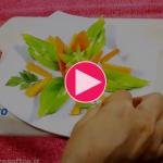 ویدئو کلیپ آموزش میوه آرای...