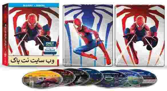 دانلود فیلم مرد عنکبوتی ۱,۲,۳,۴,۵,۶ دوبله فارسی - ۱۰۸۰,۷۲۰,۴۸۰ کالکشن فیلم اسپایدر من ۱,۲,۳,۴,۵,۶ SpiderMan 1,2,3,4,5,6 / فیلم مرد عنکبوتی ۱ / فیلم مرد عنکبوتی ۲ / فیلم مرد عنکبوتی ۳ / فیلم مرد عنکبوتی ۴ / فیلم مرد عنکبوتی ۵ / فیلم مرد عنکبوتی ۶ مجموعه فیلم