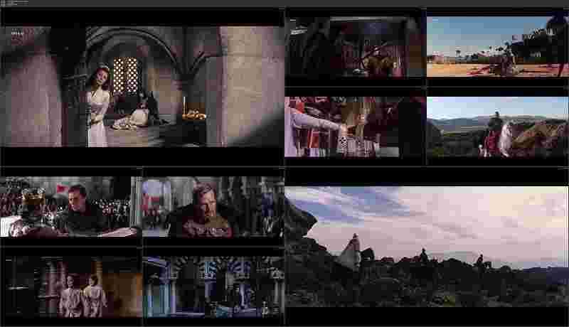 دانلود فیلم السید El Cid 1961 با دوبله فارسی