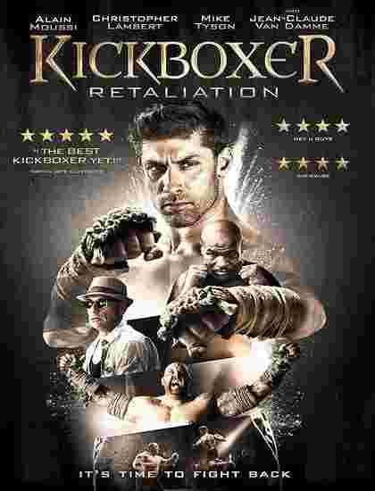 دانلود فیلم جدید Kickboxer Retaliation 2017 با لینک مستقیم دانلود رایگان فیلم کیک بوکسر 2: تلافی 2017 با کیفیت عالی