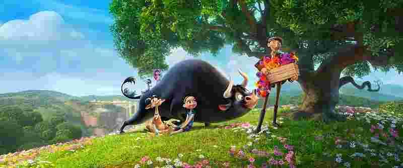 دانلود انیمیشن Ferdinand 2017 دوبله فارسی - ۴k,1080,720,480 با لینک مستقیم/دانلود رایگان انیمیشن فردیناند ۲۰۱۷با کیفیت عالی
