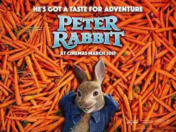 دانلود انیمیشن جدید پیتر خرگوشهPeter Rabbit 2018 / انیمیشن رایگان