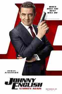 دانلود فیلم Johnny English 3 - جانی اینگلیش ۳ 2018 - ۱۰۸۰,۷۲۰,۴۸۰ + دوزبانه
