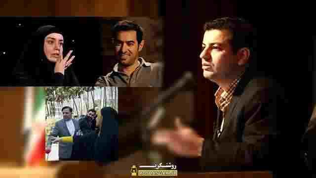 صحبت های تکان دهنده رائفی پور در مورد الهام چرخنده و شهاب حسینی+ویدئو
