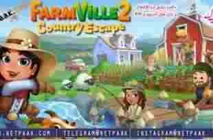 FarmVille 2: Country Escape 9.3.2093 – بازی مزرعه داری جالب و سرگرم کننده اندروید + مود + ios