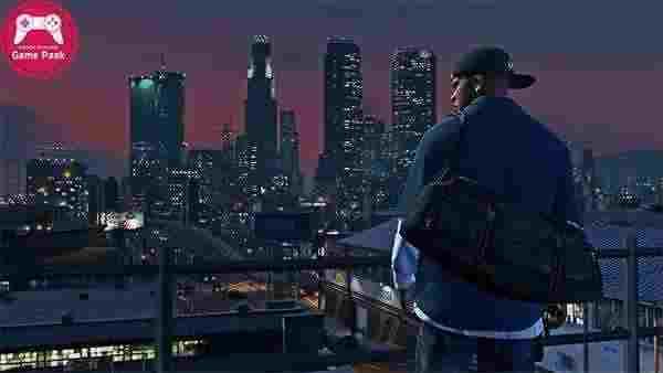 دانلود نسخه ریلودد Grand Theft Auto V