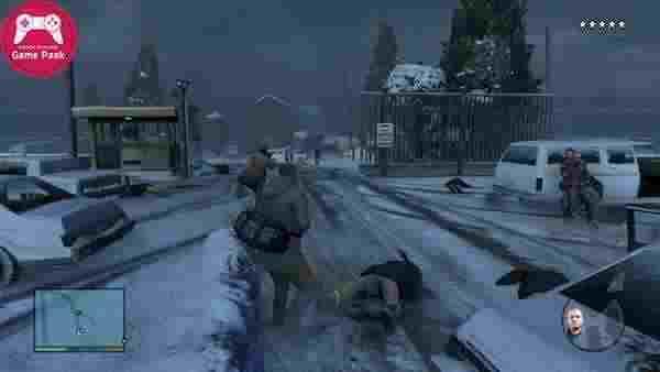 دانلود بازی Grand Theft Auto V / بازی اکشن شوتر